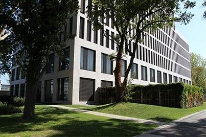 Das Foto zeigt das Gebäude des DIPF in Frankfurt