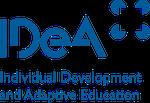 Die Abbildung zeigt das Logo des IDeA Zentrums.