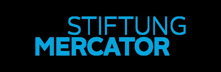Die Abbildung zeigt das Logo der Stiftung Mercator