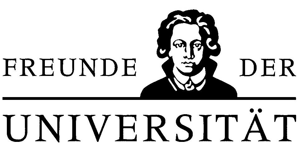 Logo der Vereinigung von Freunden und Förderern der Goethe Uni