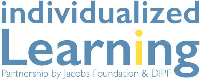 Das Bild zeigt das Logo von Individualized Learning und verlinkt  auf die Über uns-Seite